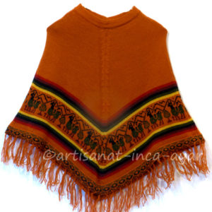 Poncho fille taille 10/13 ans